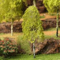 06. Реалистичные деревья для макетов и диорам — серия «Profi»
