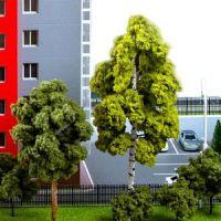 05. Лиственные деревья для макетов и диорам «Classic»