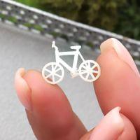 Велосипеды / мотоциклы / самокаты для макетов