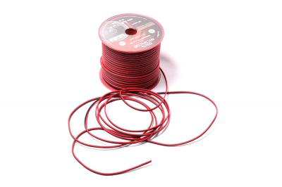 Провод красно-черный  (1 пог./метр)