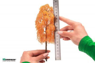 20 см. Осеннее дерево для макета