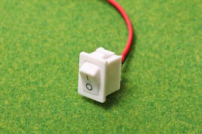 Кнопка вкл./выкл. белая