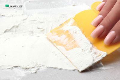 "Текстурная паста для ландшафта ""Снег"""