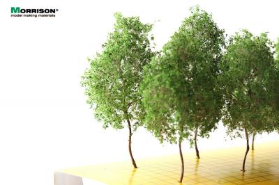 Деревья для диорам и макетов «Яркая крона». Набор 10 шт.