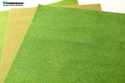 Травяной мат «Яркая зелень» (А3 - 29х40 см.)