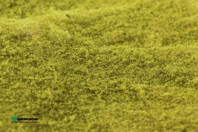 Листва для изготовления макетов деревьев. Светло-зеленый. (Набор 4 шт. 9х15 см.)