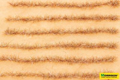 Полосы травы для макета. Сухая трава.
