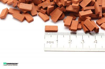 Кирпичики в масштабе 1:24 (300 шт.)