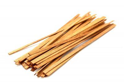 """Деревянные рейки для моделизма. """"Охристо-коричневые доски"""""""