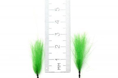 """Высокие пучки травы """"Светло-зелёные"""". Набор 10 штук."""