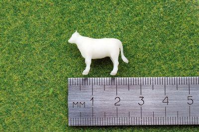 Фигурка коровы для макета М 1/87-1/100