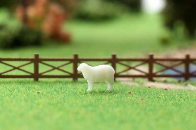 Фигурка овцы для макета М 1/87-1/100