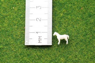 Фигурка лошади для макета М 1/200