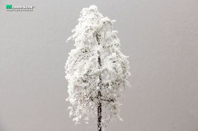 Зимнее дерево для макета 15 см.
