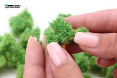 Травяные кочки для диорам