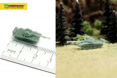 Масштабная модель танка (М 1:400)