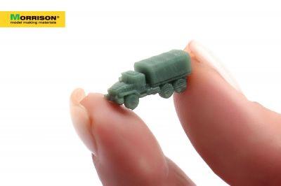 "Масштабная модель автомобиля ""УРАЛ"" (М 1:400)"