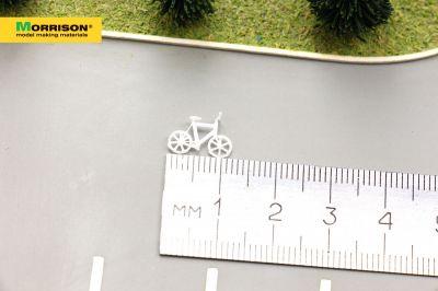 Велосипед для макета в масштабе 1/150