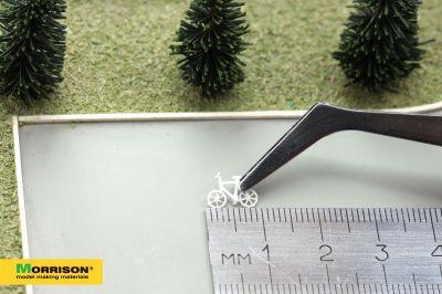 Велосипед для макета в масштабе 1/200