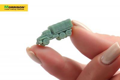 "Масштабная модель автомобиля ""УРАЛ"" (М 1:300)"