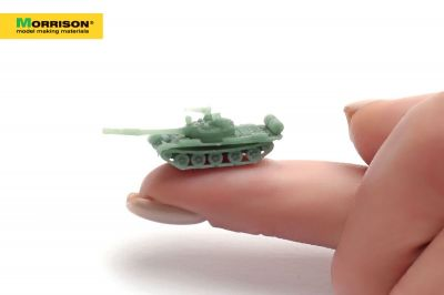 Масштабная модель танка (М 1:300)