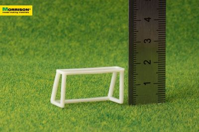 Мини-футбольные ворота в масштабе 1:100 (1 шт.)