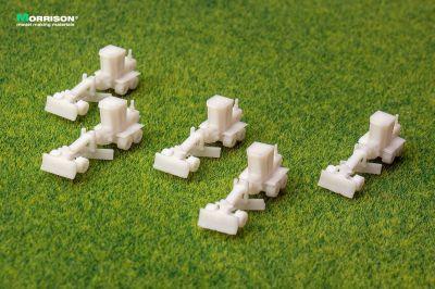 Грейдеры для макетов в масштабе 1:250 (Набор 5 шт.)