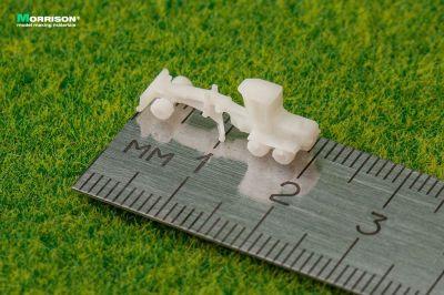 Грейдеры для макетов в масштабе 1:500 (Набор 5 шт.)