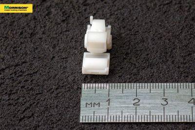 KAT-250 Дорожные катки для макетов в масштабе 1:250 (Набор 5 шт.)