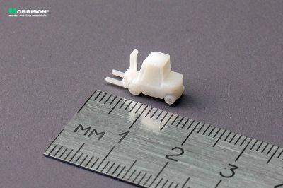 1:300 Масштабная модель вилочного погрузчика