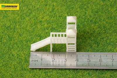 Комбинированный детский игровой комплекс М 1:150