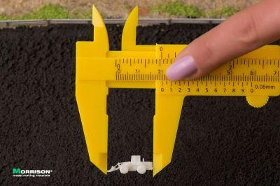 Погрузчики для макетов в масштабе 1:400 (Набор 5 шт.)