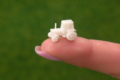 Модели колесных тракторов в масштабе М 1:300 (Набор 5 шт.)
