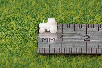 Модели колесных тракторов в масштабе М 1:500 (Набор 10 шт.)