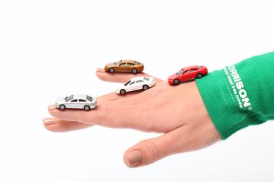 Модели авто. М1:150. Цветные. Набор 10 шт.