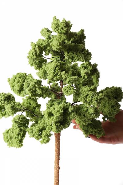Дерево «Дуб» для макета 45 см.