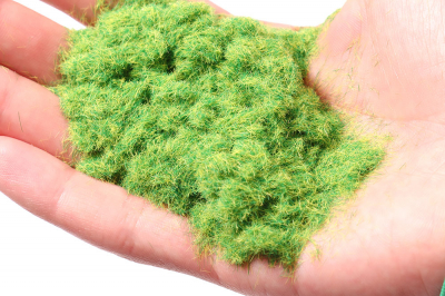 Трава для флокатора «Яркая зелень»