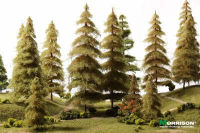 Дремучая ель для макета леса 25 см.