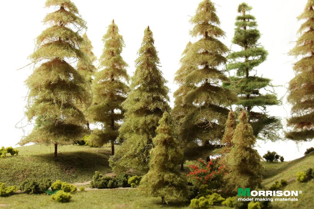 Как сделать макет леса своими руками фото 678