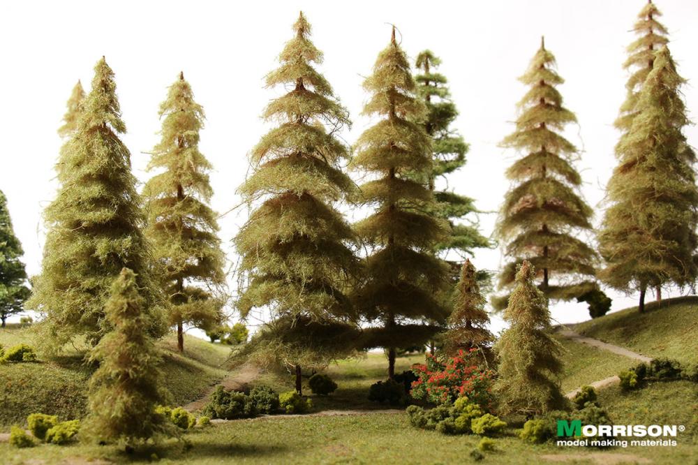 Как сделать макет леса своими руками фото 373
