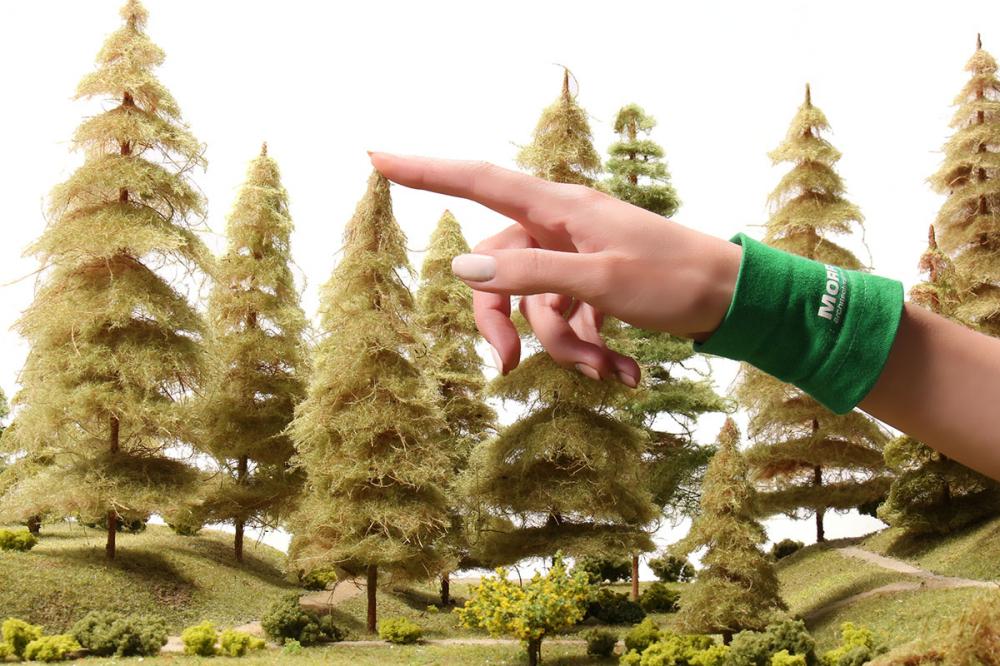 Как сделать макет леса своими руками фото 676