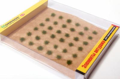 Пучки травы для макета. Летняя трава.
