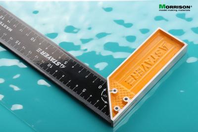 """""""Водная гладь"""" - прозрачная пластиковая имитация воды для диорам (Лист А3- 28см.х38см.)"""