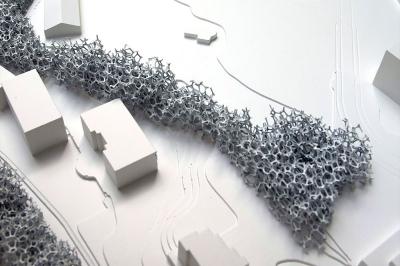 Листовой ретикулят графитовый 20мм