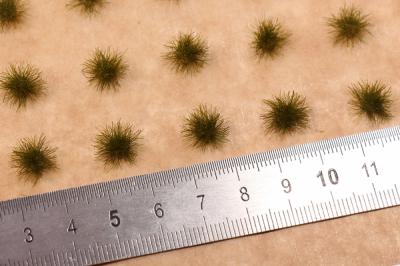 Пучки травы для макета. Лесная трава.