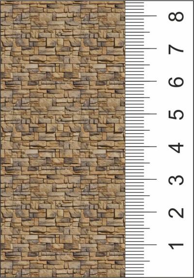 Текстура декоративного камня для макета