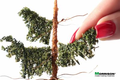 Маты ретикулированные для изготовления деревьев для диорам. Набор 3 штуки.