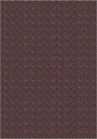 Текстура коричневой черепицы для макета дома