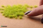 Электростатическая трава для флокатора «Солнечный луг» 5 мм.