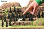 Фигурные мини кирпичики в масштабе 1:9 (100 шт.)